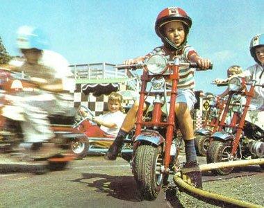 Monkey Bike Ride